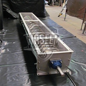 SS Screw Conveyor industry in karachi
