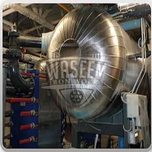 Buy C&I Metal Vessel Industry In Karachi