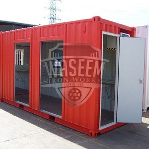 Buy Custom Made 40ft Modified Metal Shipping Container Industry In Karachi