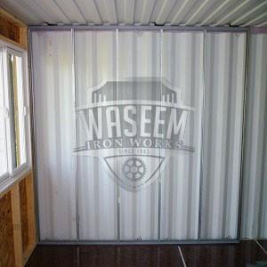 Buy Interior Framing Tin Can Cabin Industry In Karachi