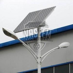 Buy Steel Tabular solar pole industry in karachi